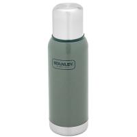 Vacuum bottle Stanley Adventure (0.75l), green