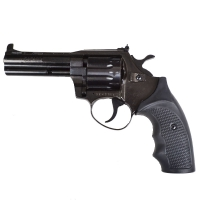 Револьвер под патрон Флобера Safari 441м (4'', 4.0mm), ворон-пластик