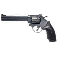Револьвер под патрон Флобера Safari 461м (6'', 4.0mm), ворон-пластик