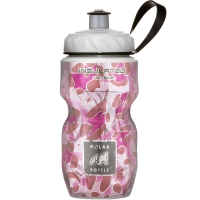 Термобутылка Polar Bottle Graph (355мл), pink leopard