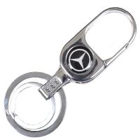 Брелок для ключей стальной Авто, в ассортименте