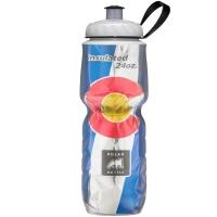 Термобутылка Polar Bottle State Flag (720мл), colorado