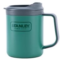 Термокружка с крышкой Stanley Adventure eCycle (0.47л), зеленая