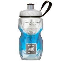 Термобутылка Polar Bottle (355мл), fade blue