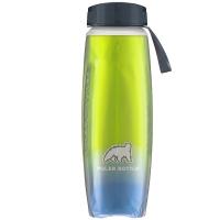 Термобутылка Polar Bottle Ergo Aurora (650мл), lime