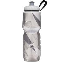 Термобутылка Polar Bottle Pattern (720мл), black