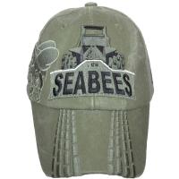 Кепка Eagle Crest Seabees W/Bulldozer, оливковая
