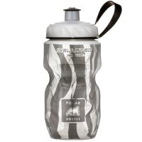 Термобутылка Polar Bottle Graph (355мл), zebra