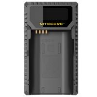 Зарядное устройство Nitecore UNK1 для Nikon (EN-EL14/EN-EL14a/EN-EL15)