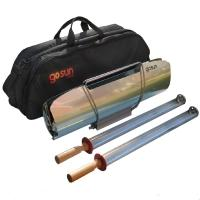 Гриль с солнечной панелью Gosun Sport Pro Pack (61х30х41см, 1.2л, 2 поддона), с сумкой