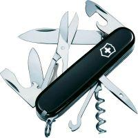 Нож складной, мультитул Victorinox Climber (91мм, 14 функций), черный 1.3703.3