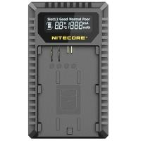 Nitecore UCN3 Battery Charger for Canon Batteries (LP-E6N)