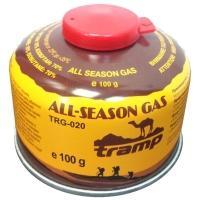 Баллон газовый Tramp TRG-020 (100гр), всесезонный
