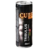 Напиток энергетический газированный Power Pro Tribulus (0,25л), со вкусом сливы
