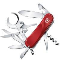 Нож складной, мультитул Victorinox Cigar 79 (85мм, 15 функций), красный 2.5713.E
