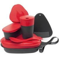 LIGHT MY FIRE MealKit 2.0 red, pin-pack