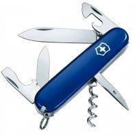 Нож складной, мультитул Victorinox Spartan (91мм, 12 функций), синий 1.3603.2
