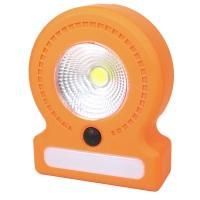 Фонарь кемпинговый 037-A (3 + 8 LED + 5 RED LED, 3 режима, 3xAA)