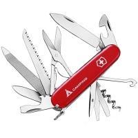 Нож складной, мультитул Victorinox Ranger (91мм, 21 функция), красный 1.3763.71