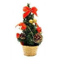 Christmas tree (height: 200mm), in assortment