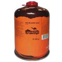 Баллон газовый Tramp TRG-020 (450гр), всесезонный