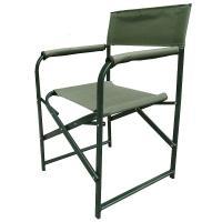 Кресло складное туристическое Ranger Director (84х57х46см), зеленое