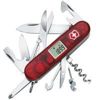 Нож складной, мультитул Victorinox Traveller Lite (91мм, 27 функций), красный 1.7905.AVT
