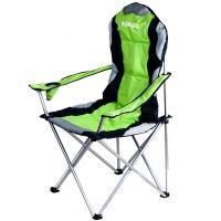 Кресло складное туристическое Ranger SL 750 (111х58х48см), зеленый/черный
