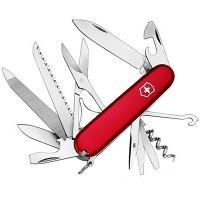 Нож складной, мультитул Victorinox Ranger (91мм, 21 функция), красный 1.3763