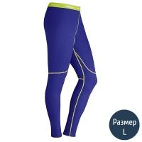 Термоштаны женские MARMOT Wm's ThermalClime Sport Tight (100 г/м2, L), electric blue 12760.2692-L