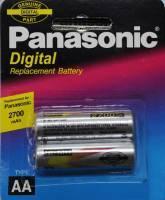 Аккумулятор никель-металлогидридный Ni-MH AA (R6) Panasonic, 1.2V (2700mAh)
