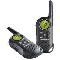 Рация Motorola TLKR T6 (0.5W, PMR446, 446 MHz, до 8 км, 8 каналов, 4xAAA), черная
