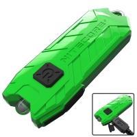 Фонарь Nitecore TUBE (1 LED, 45 люмен, 2 режима, USB), зеленый