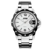 Часы Skmei 0992, белые, в металлической коробке