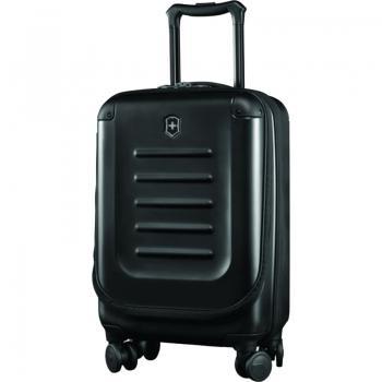 Чемодан на колесах Victorinox Spectra 2.0 S Compact Expandable (29/33л,35x55x20/23см), черный 601283