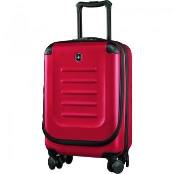 Чемодан на колесах Victorinox Spectra 2.0 S Compact Expandable (29/33л,35x55x20/23см),красный 601284