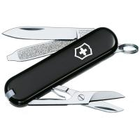 Мультитул Victorinox Classic SD (58мм, 7 функций), черный 0.6223.3