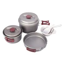 Набор посуды Kovea Hard 23 KSK-WH23 (11 предметов)