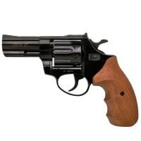 """Револьвер под патрон флобера, нарезной PROFI (3.0"""", 4.0мм), ворон-бук"""