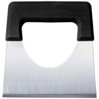 Нож для сыра Victorinox Fibrox (лезвие: 180x160мм), черный 6.1103.09