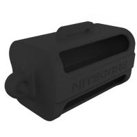Магазин для аккумуляторов, мультизадачный Nitecore NBM40 (4х18650), черный