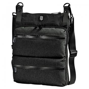 Сумка на плечо с отд. для iPad Victorinox Architecture Urban Wilson (5л, 28x38,5x9см), черная 602838