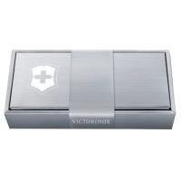 Футляр для ножей Victorinox (91мм, 6 слоев), серебристый 4.0289.2