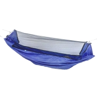 Hammock with mosquito net Levitate Mosquito, blue