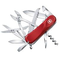 Нож складной, мультитул Victorinox Evolution S52 (85мм, 20 функций), красный 2.3953.SE