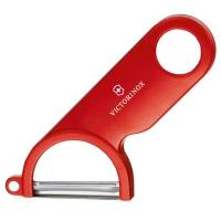 Нож для чистки овощей Victorinox, красный 7.6073