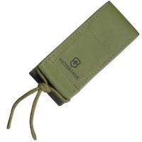 Чехол Victorinox (до 130мм, до 6 слоев), зеленый 4.0837.4